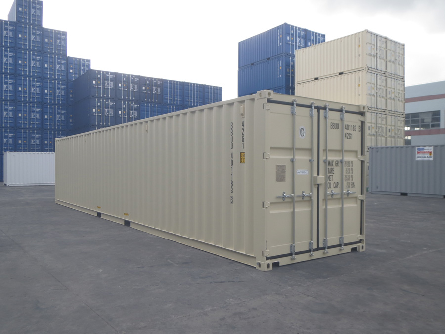 40ft Shipping Container >> Container Depot Co 40ft Shipping Containers Nashville