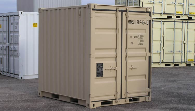 Container Depot Co 10ft Shipping Containers Nashville