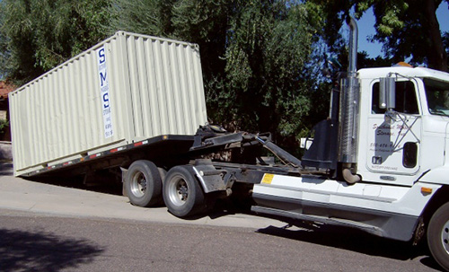 storage container movers