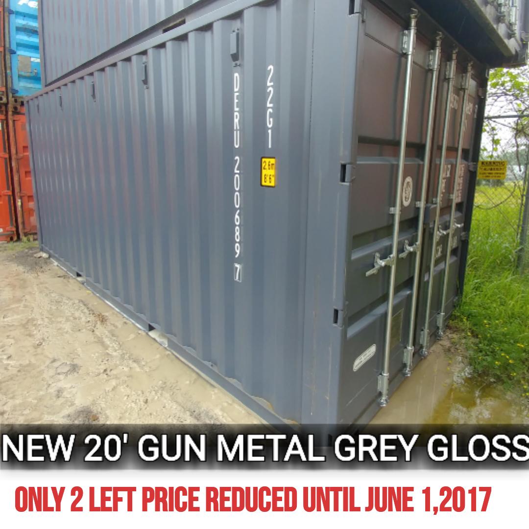 20 gun metal gry 617